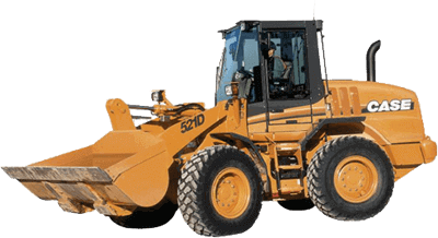 Articulating Loader for Rent