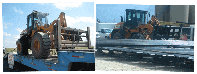 fork lift services