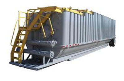 frac tanks for Rent