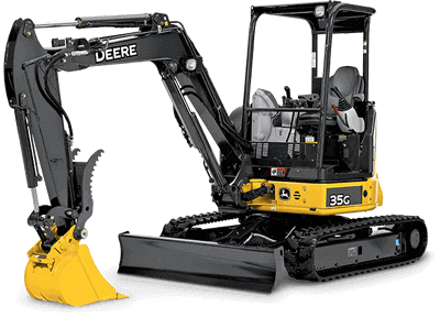 Mini Excavator for Rent