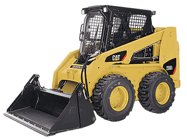 Compact Track Loader Skidsteer loader for Rent