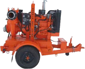 diesel trash pump for Rent