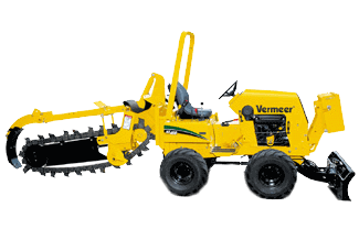 ride on trencher for Rent